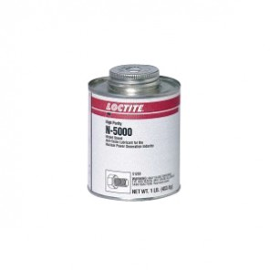 Loctite® 51243 1-Part High Performance High Purity Anti-Seize Lubricant, 8 oz Brushtop Can, Paste, Gray, 1.2