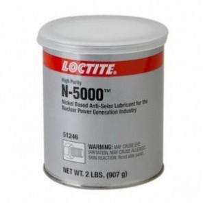 Loctite® 51246 1-Part High Performance High Purity Anti-Seize Lubricant, 2 lb Can, Paste, Gray, 1.2