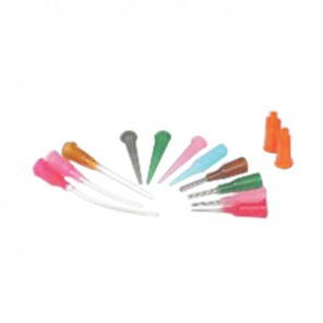 Loctite® 97262 Tapered Needle Assortment Kit, For Use With RA10 Solder Paste Syringes, Stainless Steel/Polypropylene