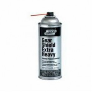Lubriplate® Gear Shield Extra Heavy Lithium Gear Grease, 10.5 oz Cartridge, Gel/Paste, Black