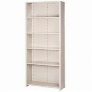 LYON® 8262SH Heavy Duty Starter Open Shelving Section, 6 Shelves, 84 in H x 36 in W x 24 in D, 900 lb Shelf
