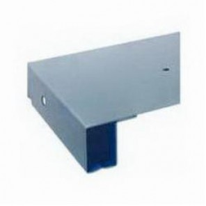 LYON® 8562M Medium Duty Storage Shelve, 36 in W x 24 in D, 600 lb Capacity, For Use With 8000 Storage Shelving System, Dove Gray