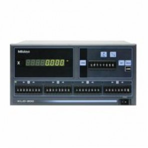 Mitutoyo Series 174 Special Purpose DRO Counter With Limit Signal Output, 7 Digits, 7 Segment LCD