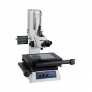 Mitutoyo MF 176 Measuring Microscope, Magnification 2000X, Telecentric Transmitted/Koehler Reflected