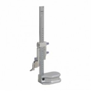 Mitutoyo 506 Lightweight Metric Vernier Height Gauge, 0 to 200 mm, +/-0.03 mm, 0.02 mm, 100 mm Base