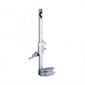 Mitutoyo 514 Inch/Metric Standard Vernier Height Gauge With Adjustable Main Scale, 0 to 12 in/0 to 300 mm, +/-0.002 in