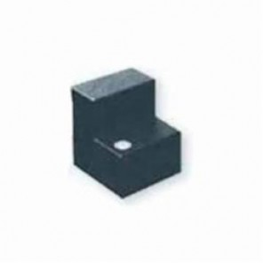 Mitutoyo 517 4-Face Angle Block Without Insert, 4 in L x 4 in W x 4 in H, Granite