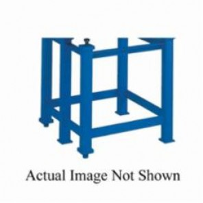 Mitutoyo 517 Inch Surface Plate Stand With Casters, 48 x 108 in
