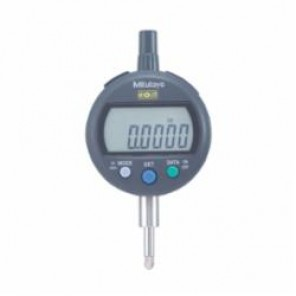 Mitutoyo ABSOLUTE® ID-C 543 Inch/Metric Standard Digimatic Indicator With Lug Back, 1/2 in/12.7 mm, 0.001 in