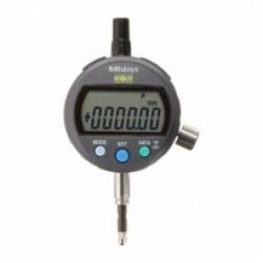 Mitutoyo ABSOLUTE® ID-C 543 Flat Back Metric Standard Digimatic Indicator, 0 to 12 mm, 0.02 mm, 0.01 mm