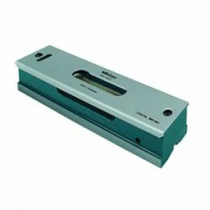Mitutoyo Series 960 Precision Level, 200 mm W x 39.3 mm H, 140 deg Vial Positions, 0.05 mm/m
