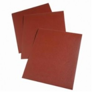 3M™ 314D Coated Sanding Sheet, 11 in L x 9 in W, P280/Fine, Aluminum Oxide Abrasive, J-Weight Cloth Backing