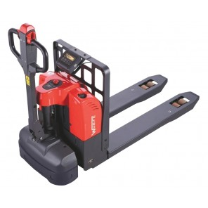 """EFET33SC FULL-ELECTRIC WEIGH SCALE PALLET TRUCK, Fork Size: 22-9/16 x 45"""", Lowered Height: 3.5"""", Raised Height: 8"""""""