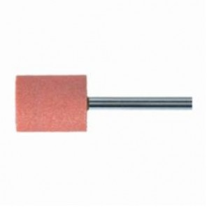 PFERD Mounted Point, Cylindrical, W163 Shape, 1/4 in Dia x 1/2 in L, 1/8 in Shank 10/Box