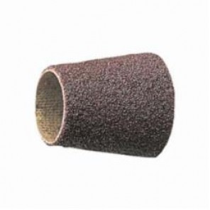 PFERD 41362 Tapered Coated Spiral Band, 1-1/2 to 7/8 in Dia, 2-3/8 in Band, 80/Medium, Aluminum Oxide Abrasive 100/Box