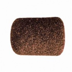 PFERD POLICAP® 46034 Seamless Universal Abrasive Cap, 9/32 in Dia, 1/2 in Head Length, Cylindrical Shape