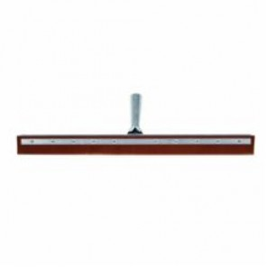 PFERD 89472 Standard Duty Floor Squeegee, 24 in L x 2 in W, Straight Red Gum Blade
