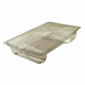 PFERD 89784 Paint Tray, 1 qt, RpetG, Clear 20/Box