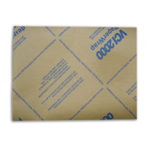 """Polyair VSP00001 VCI Paper, 36"""" x 600' Kraft Paper Roll for Multi-Metal Corrosion Protection"""