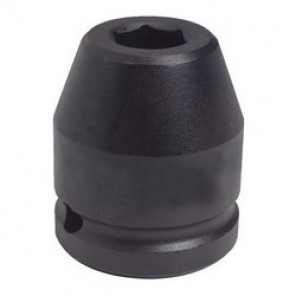 Proto® TorquePlus™ J07510 SAE Standard Length Impact Socket, 5/8 in Socket, 3/4 in Drive, 1-7/8 in OAL, Alloy Steel