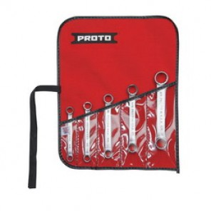 Proto® J1100ST Box End Wrench Set, 5 Pieces, Satin