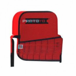 Proto® J25TR31C Tool Roll, 7 Pockets, For Use With J47A Pin Punch Set, J48007 Pin Punch Set, J49007S2 Pin Punch Set