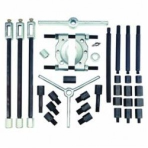 Proto® J4293SP-STK Puller Set, 43 Pieces, 10 ton Capacity, 22 in Reach, 11 in Spread