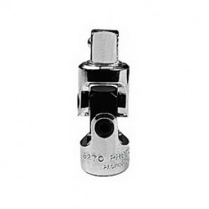 Proto® J5270AB Universal Joint, 3/8 in Male, 2 in OAL