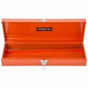 Proto® J5496-NA Portable Tool Set Box, 3-7/8 in H x 19 in W x 6-1/4 in D, Alloy Steel
