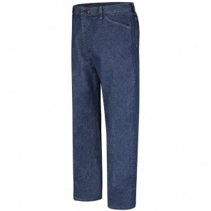 Men's Bulwark Flame-Resistant Classic-Fit Pre-washed Denim Jean