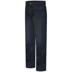 Men's Bulwark Flame-Resistant Straight-Fit Denim Jean