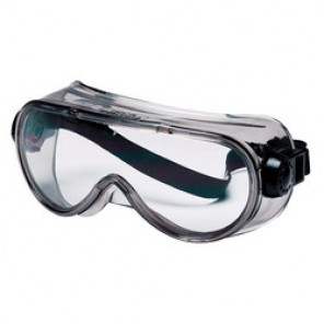 Pyramex® G304 Top Shelf Chemical Splash Goggles, Scratch-Resistant Clear Lens