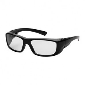 Pyramex® SB7910D15 Bi-Focal Lens Reader Protective Glasses, +1.5, Full Framed, Scratch-Resistant Clear Lens