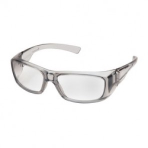 Pyramex® SG7910D20 Bi-Focal Lens Reader Protective Glasses, +1.5, Full Framed, Scratch-Resistant Clear Lens
