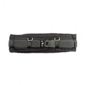 Python® Tools@Height™ BELT-COMFORT-XL Comfort Tool Belt, XL, Black