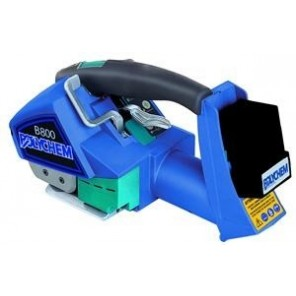 "Polychem® B800 Handheld Cordless Strapping Tool For 5/8"" & 3/4"" Width Strapping"