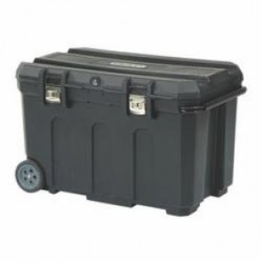 Stanley® 037025H Mobile Tool Chest With Tote Tray, 23 in H x 23 in W x 37 in D, Structural Foam