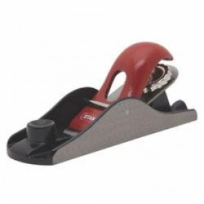 Stanley® 12-247 Adjustable Block Plane, 1-5/8 in W x 3/32 in T, 21 deg Cutting