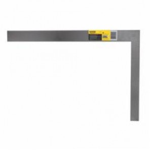 Stanley® 45-910 Carpenter's Square, 24 x 2 in, 1/8 in and 1/16 in Face, 1/16 in, 1/10 in and 1/12 in Back, Steel
