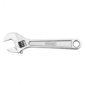 Stanley® 87-367 Adjustable Wrench, 1-1/2 in Wrench