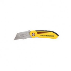 Stanley® FatMax® FMHT10827 Folding Utility Knife, 2-7/16 in L, Steel
