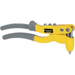 Stanley® MR100CG Manual Heavy Duty Riveter, 3/32 in, 1/8 in, 5/32 in, 3/16 in x 10-1/8 in Rivet