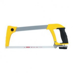 Stanley® STHT20140 1-Piece High Tension Hacksaw, 12 in L x 1/2 in W, 24 TPI, High Carbon Steel Blade