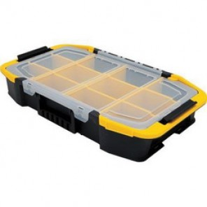 Stanley® STST14440 Hand Carry Tool Organizer, 11 in H x 19-13/16 in W x 3-2/32 in D, Plastic