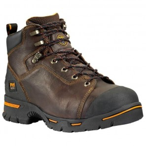 "Men's Timberland PRO 52562 Endurance 6"" Steel-Toe Boot"