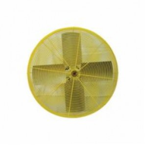 TPI HDH30 Heavy Duty Standard Air Circulator Fan Head, 30 in Blade, 6800 cfm High, 6000 cfm Low, 120 VAC, 0.166 A