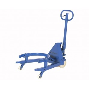 PORTABLE DRUM JACK, Cap. (lbs.): 1000, Lift Height: 5-1/4""