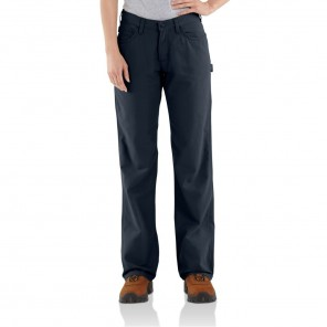 Women's Carhartt Flame-Resistant Canvas Work Pant