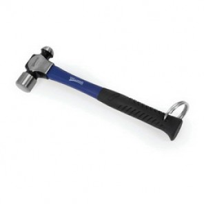 Williams® Tools@Height™ 20543-TH Ball Pein Hammer, 11-3/4 in OAL, 12 oz Drop Forged Steel Head, Fiberglass Handle