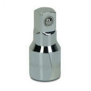 Williams® B-101 Socket Extension, Imperial, 3/8 in, 1-1/2 in OAL, Ball/Spring Locking